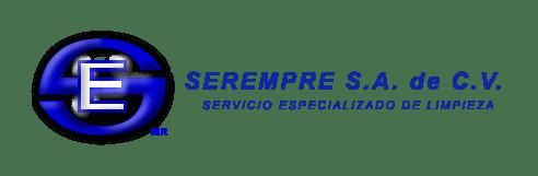 Serempre, servicio especializado de limpieza